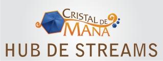 Stream listado no site Cristal de Mana!